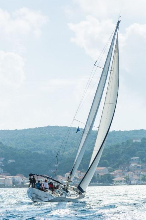 Rent a Jeanneau Sun Odyssey 51 Croatia
