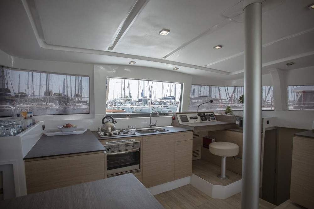 Hire Catamaran with or without skipper Catana Vólos