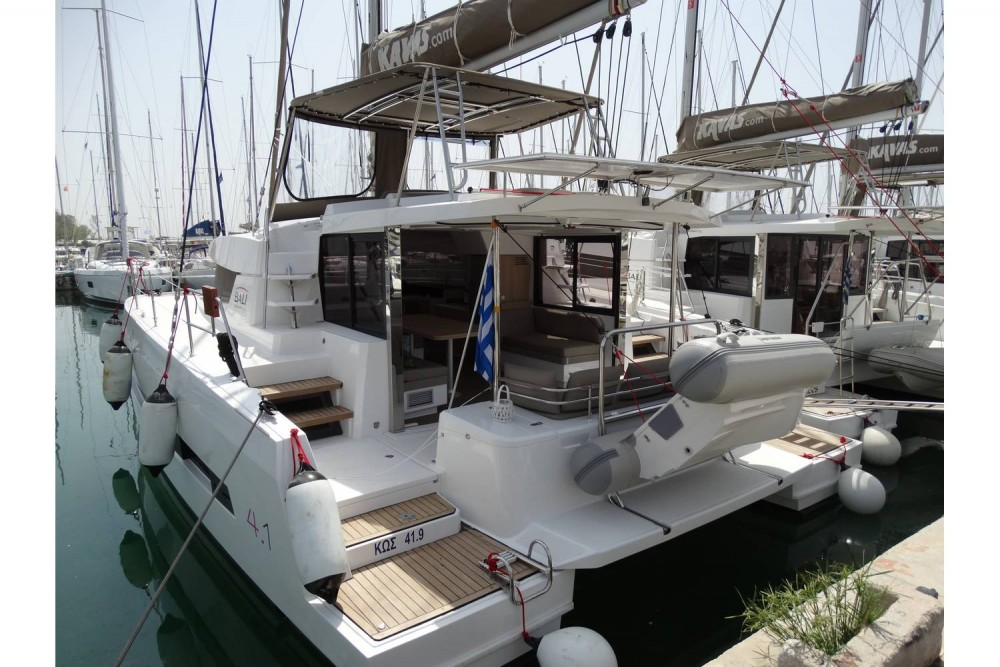 Rental Catamaran in Municipality of Kos - Catana Bali 4.1 - 4 + 2 cab.