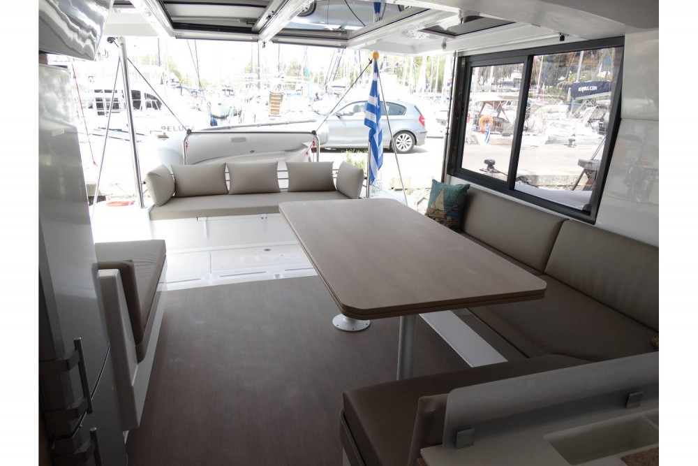 Rent a Catana Bali 4.1 - 4 + 2 cab. Peloponnese
