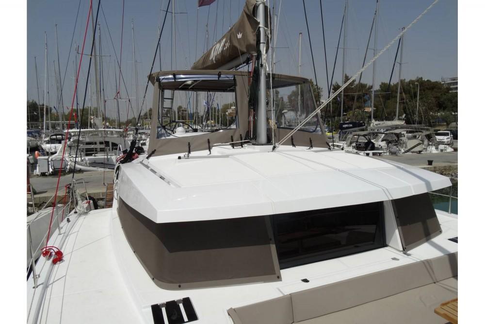 Rental yacht Peloponnese - Catana Bali 4.1 - 4 + 2 cab. on SamBoat
