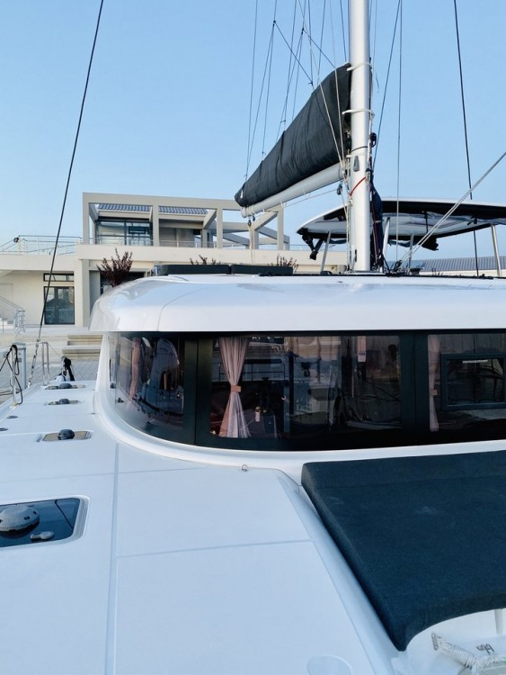 Lagoon Lagoon 42 - 4 + 2 cab. between personal and professional Ionian Islands