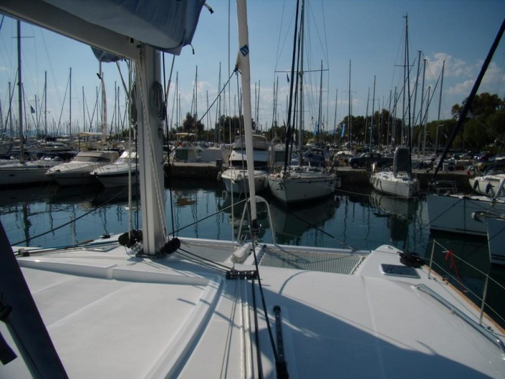 Boat rental Lagoon Lagoon 450 in Peloponnese on Samboat