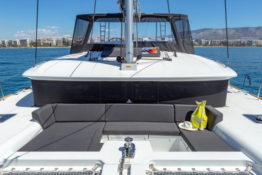 Rental yacht Ionian Islands - Lagoon Lagoon 450 F - 4 + 2 cab. on SamBoat