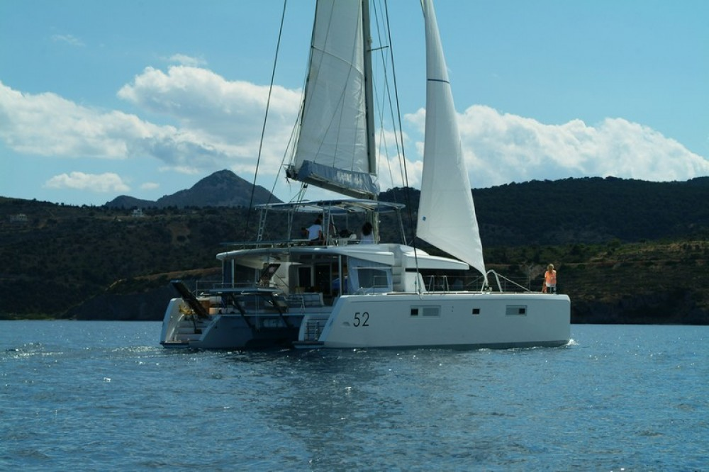 Rent a Lagoon Lagoon 52 Peloponnese