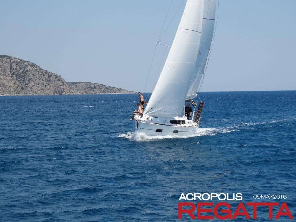 Rental Sailboat in Peloponnese - Bénéteau Oceanis 38