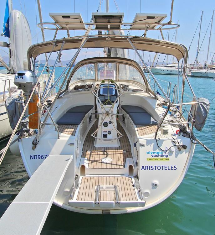 Boat rental Peloponnese cheap Cruiser 38