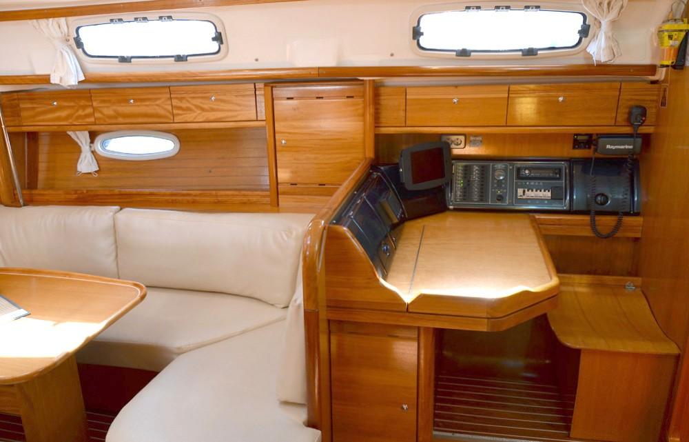 Rent a Bavaria Cruiser 39 Peloponnese