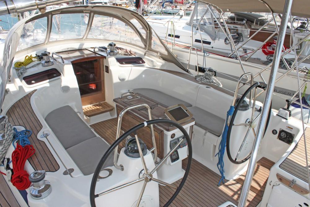 Boat rental Peloponnese cheap Cruiser 50