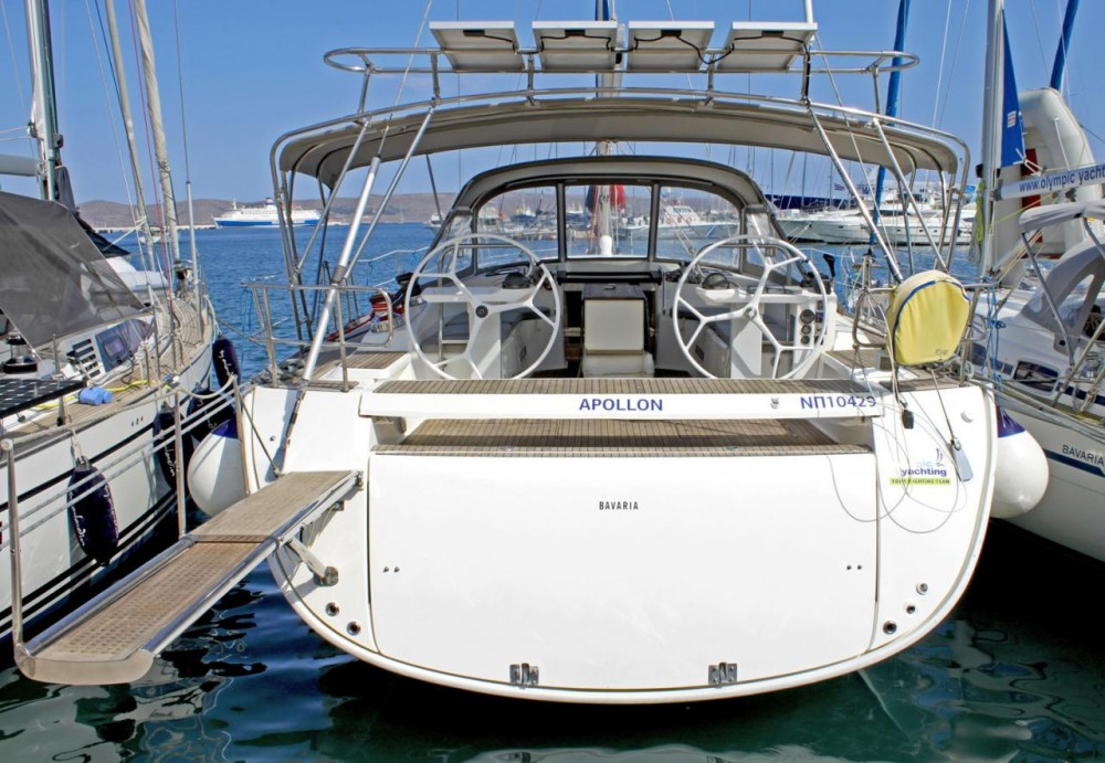 Rental yacht Peloponnese - Bavaria Cruiser 55 on SamBoat