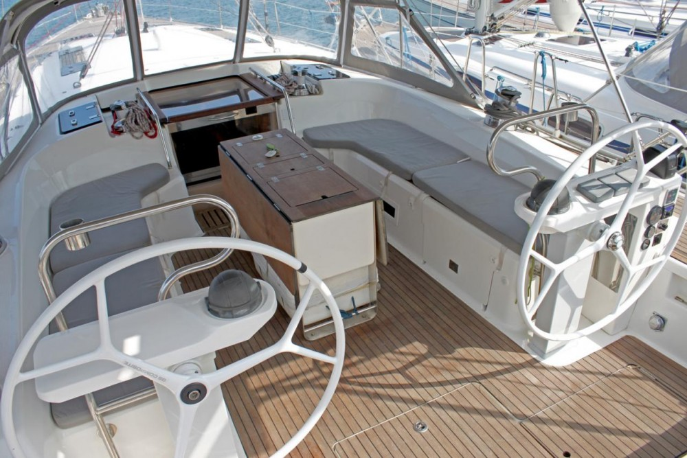 Rental Sailboat in Peloponnese - Bavaria Cruiser 55