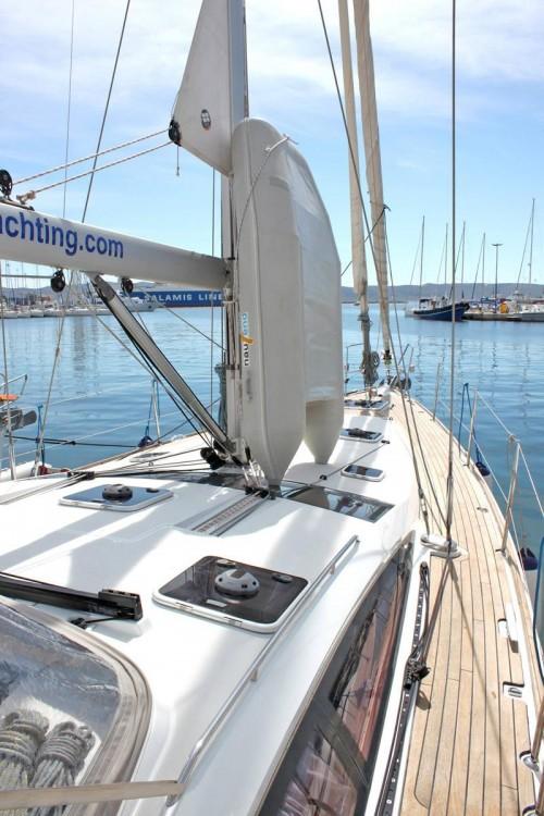 Rental Sailboat in Peloponnese - Jeanneau Jeanneau 53