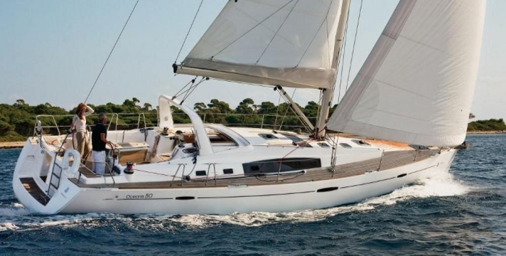 Rental Sailboat in Peloponneso - Bénéteau Oceanis 50
