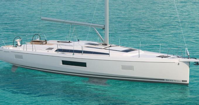 Boat rental Athens cheap Oceanis 51.1