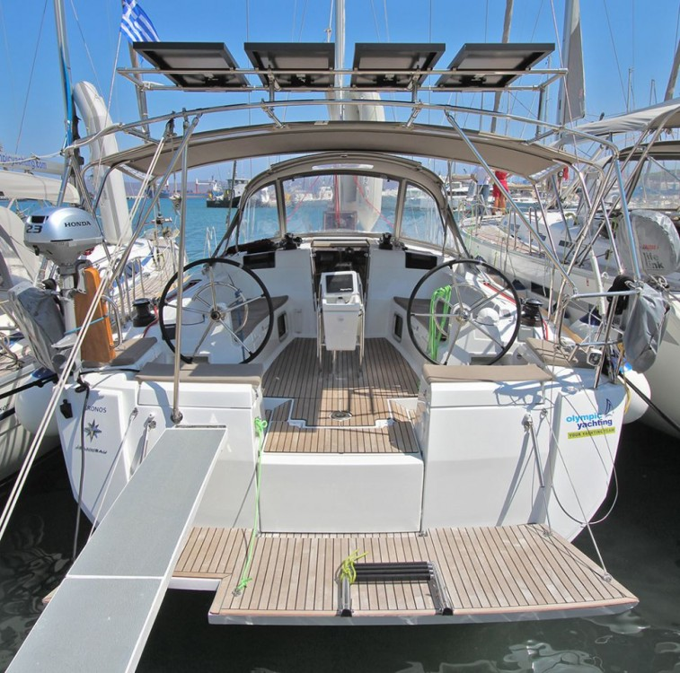 Hire Sailboat with or without skipper Jeanneau South Aegean