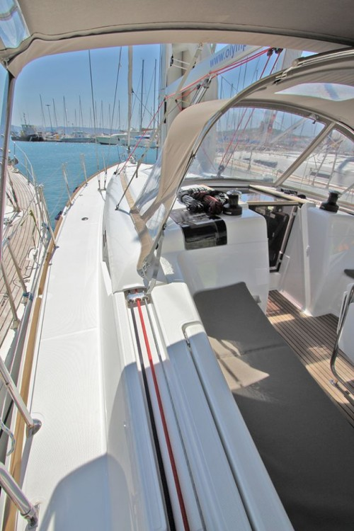 Rental yacht South Aegean - Jeanneau Sun Odyssey 449 on SamBoat