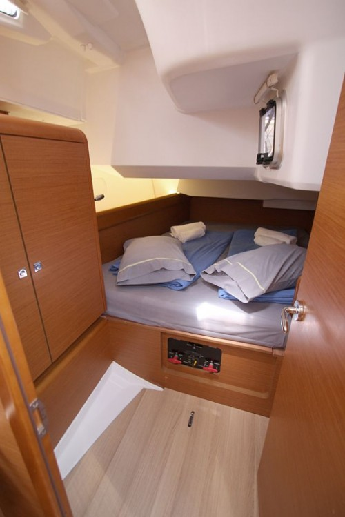 Rental Sailboat in South Aegean - Jeanneau Sun Odyssey 449