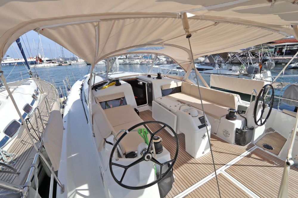 Jeanneau Sun Odyssey 490 - 5 cab. between personal and professional