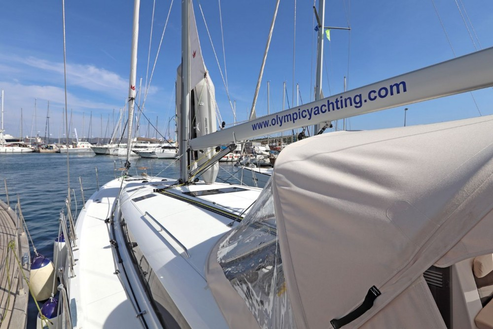 Rental Sailboat in  - Jeanneau Sun Odyssey 490 - 5 cab.