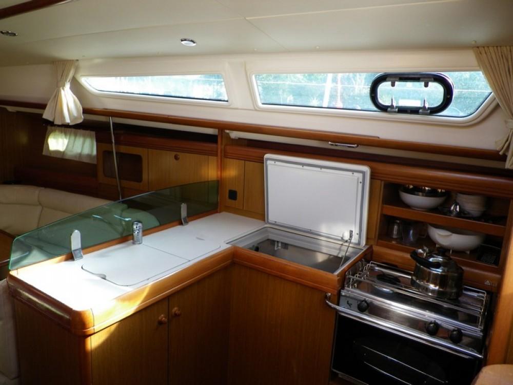 Boat rental Lefkada cheap Sun Odyssey 36i