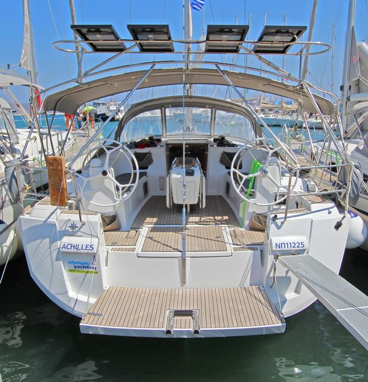 Rental Sailboat in Peloponnese - Jeanneau Sun Odyssey 509