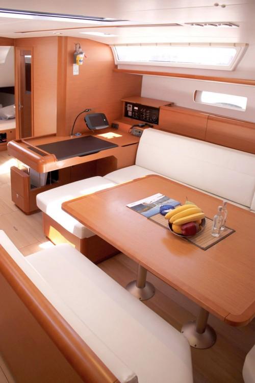 Rental yacht Peloponnese - Jeanneau Sun Odyssey 509 on SamBoat