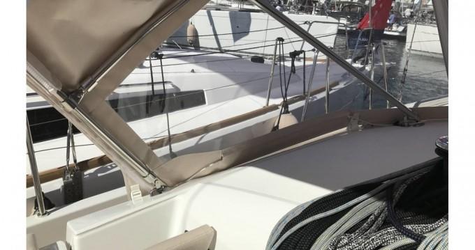 Boat rental Péloponnèse cheap Sun Odyssey 440