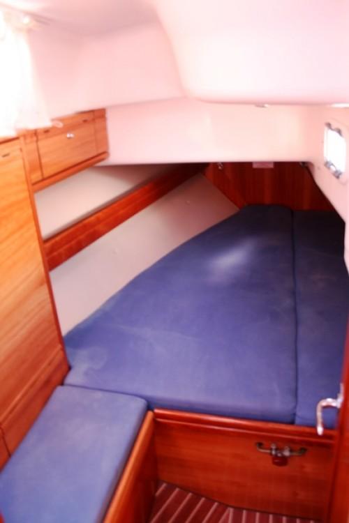 Bavaria Cruiser 38 between personal and professional Seget Donji