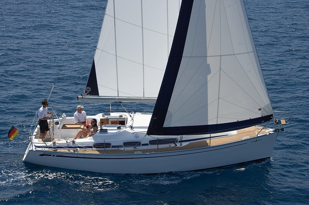 Bavaria Cruiser 39 between personal and professional Seget Donji