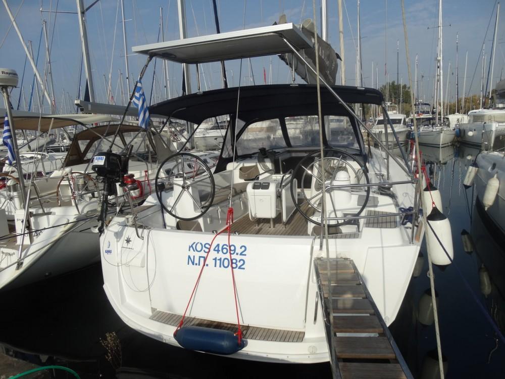 Boat rental Jeanneau Sun Odyssey 469 in Municipality of Kos on Samboat