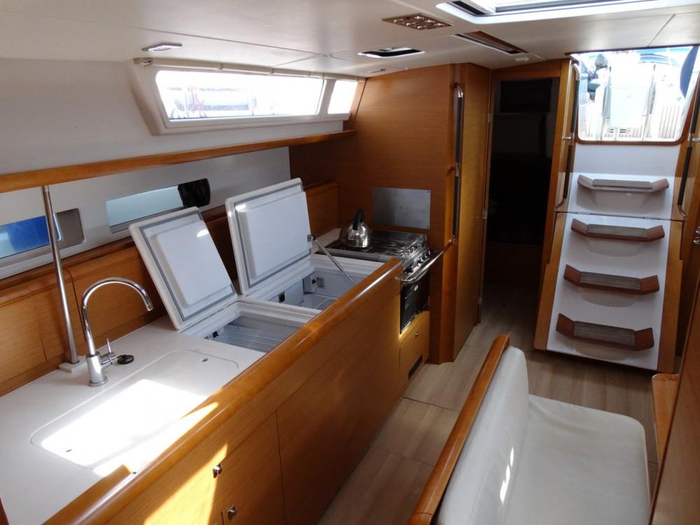 Rental yacht Municipality of Kos - Jeanneau Sun Odyssey 469 on SamBoat