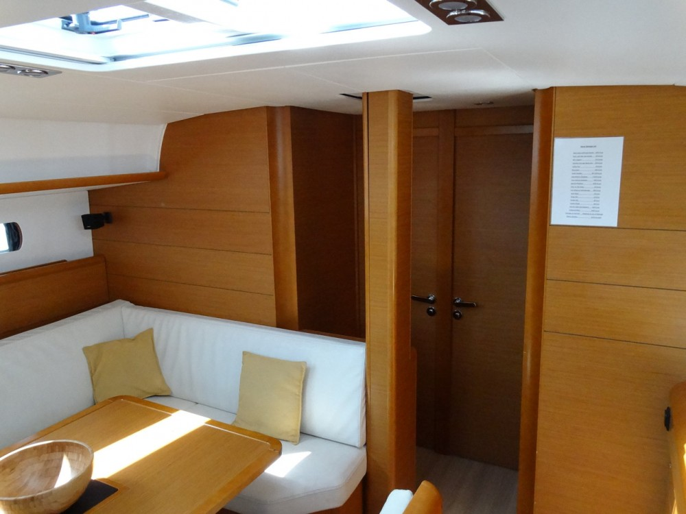Jeanneau Sun Odyssey 469 between personal and professional Municipality of Kos