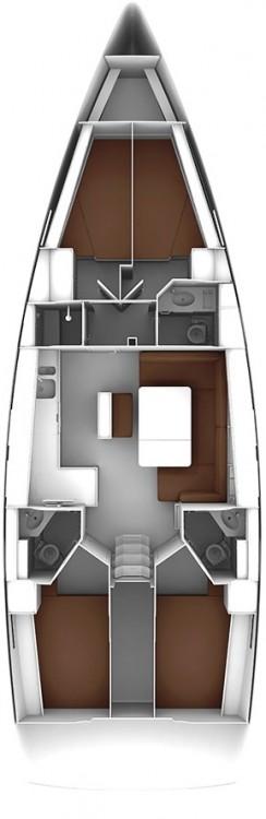 Rental Sailboat in Seget Donji - Bavaria Cruiser 46