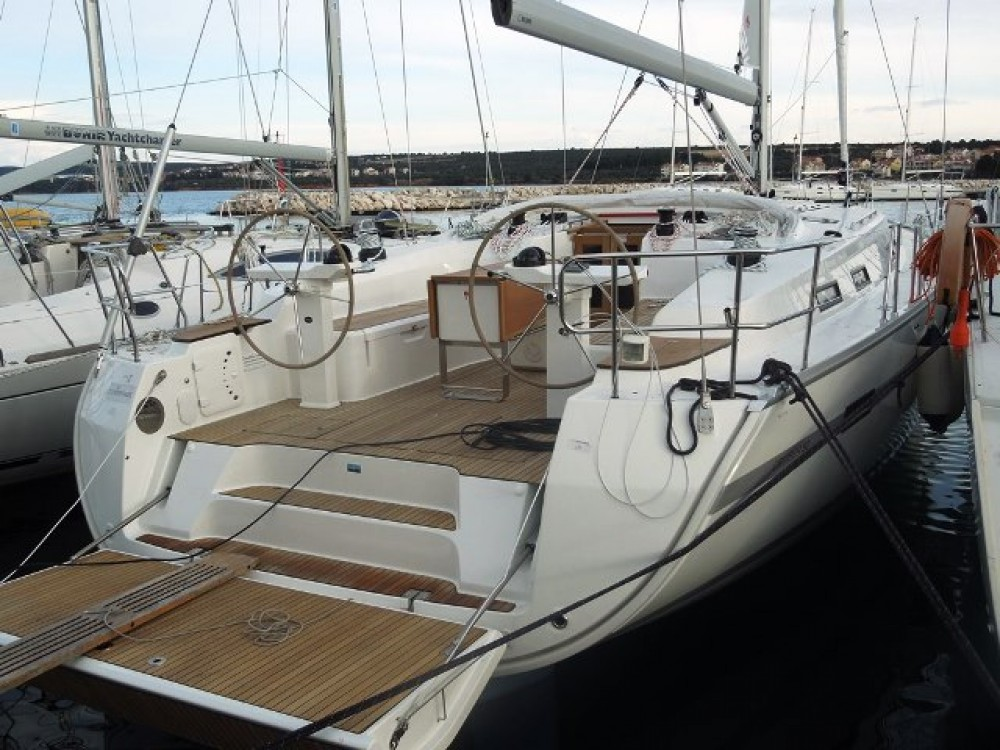 Bavaria Cruiser 50 between personal and professional Seget Donji
