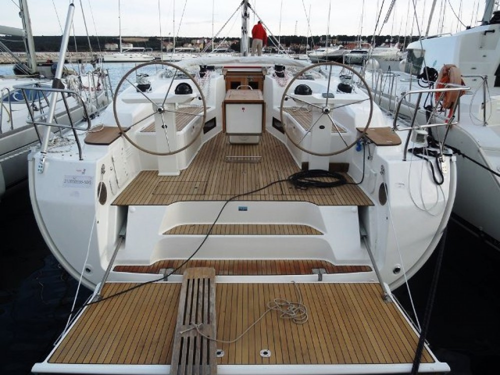 Rental Sailboat in Seget Donji - Bavaria Cruiser 50