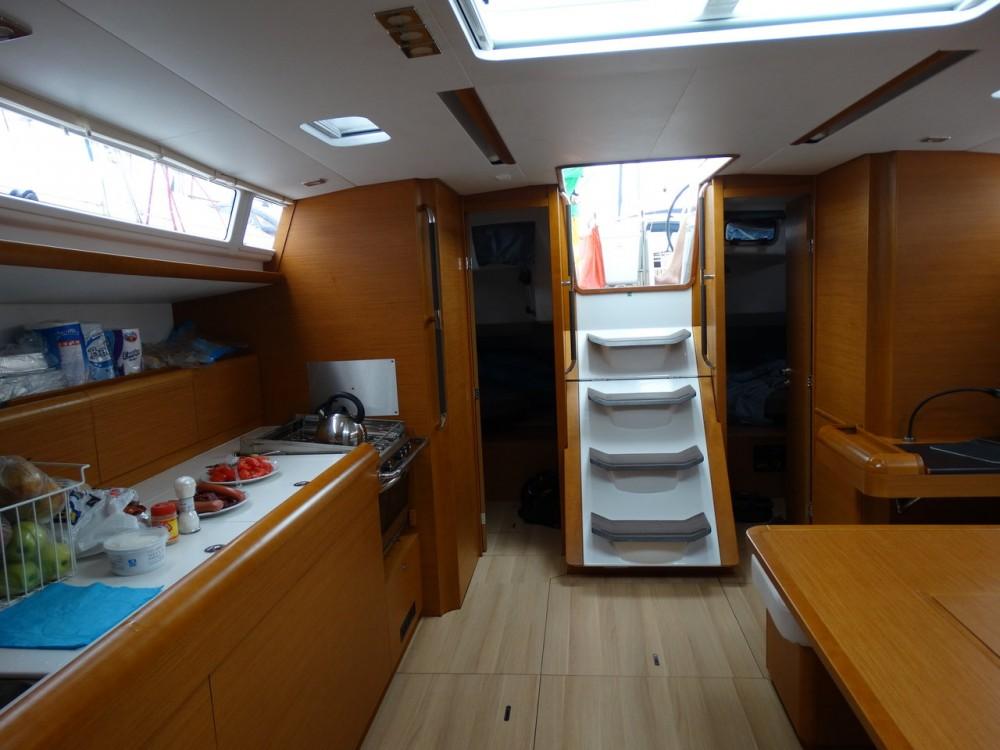 Rental Sailboat in Peloponnese - Jeanneau Sun Odyssey 479