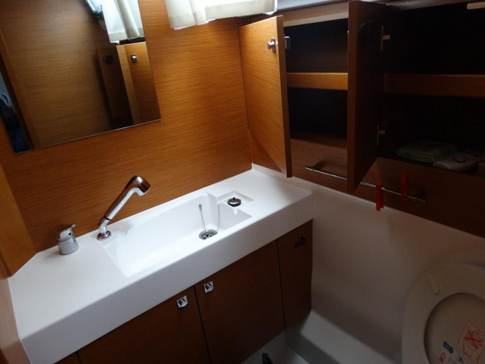 Rental yacht Peloponnese - Jeanneau Sun Odyssey 479 on SamBoat