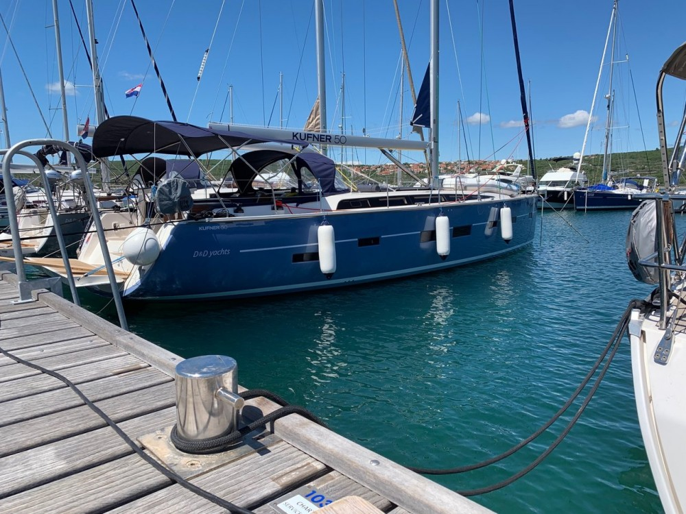 Hire Sailboat with or without skipper Dd Yacht