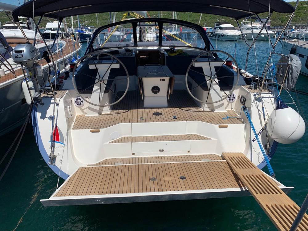 Rental Sailboat in  - Dd Yacht D&D Kufner 50