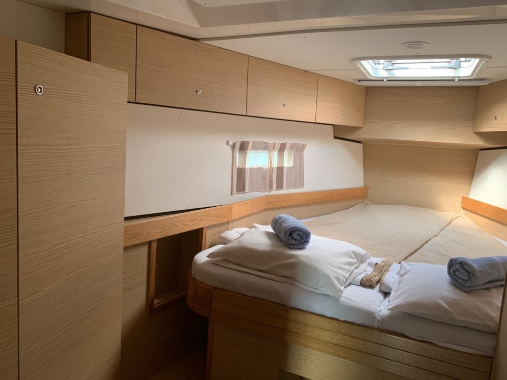 Dd Yacht D&D Kufner 50 between personal and professional