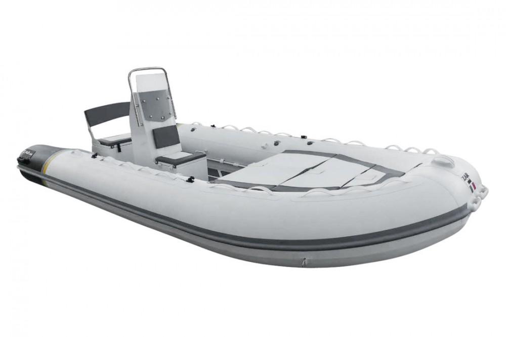 Rental yacht Seget Donji - Zar-Formenti-Srl ZAR mini RIB 16SC on SamBoat