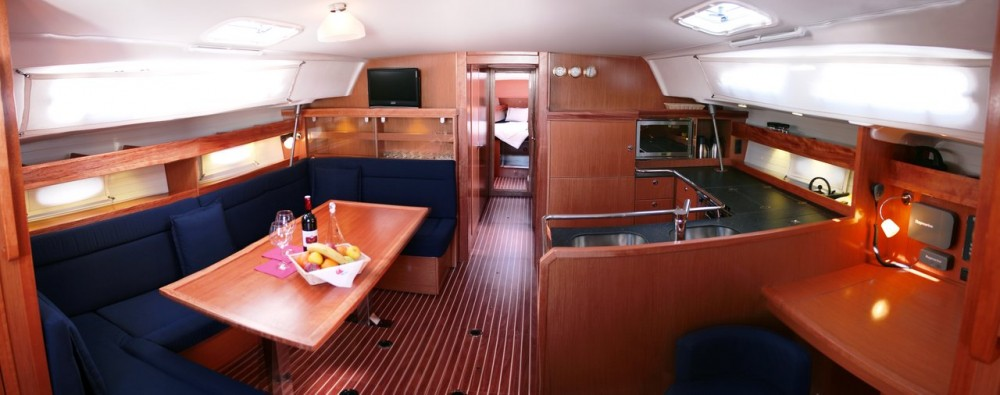 Bavaria Cruiser 51 between personal and professional Murter