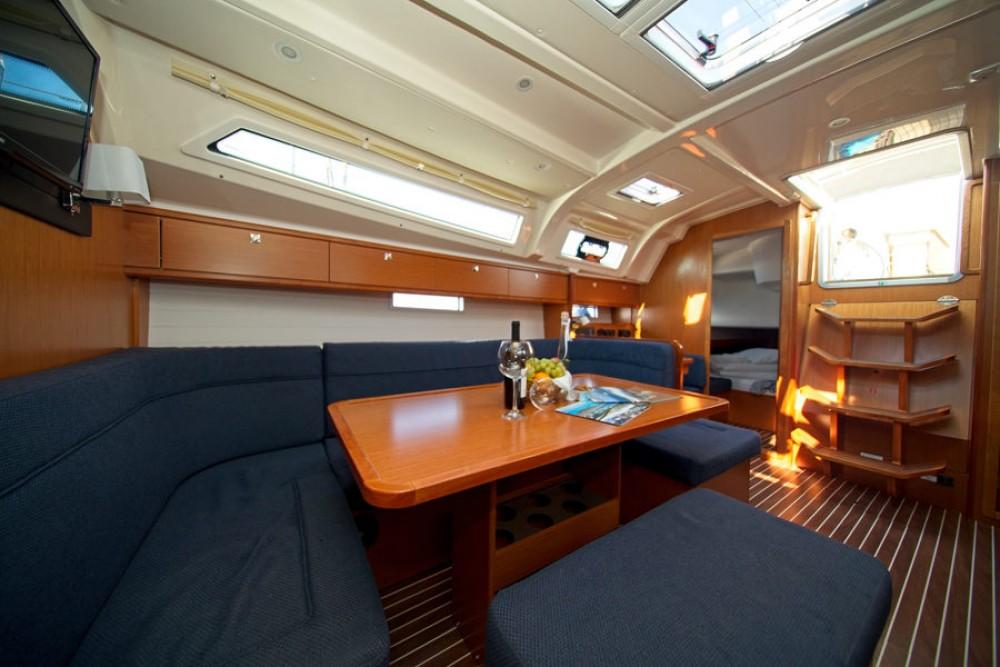 Boat rental Murter cheap Cruiser 41