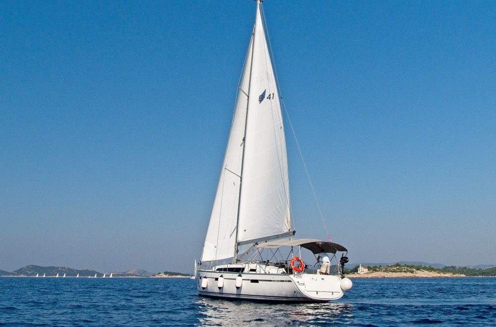 Bavaria Cruiser 41 between personal and professional Murter