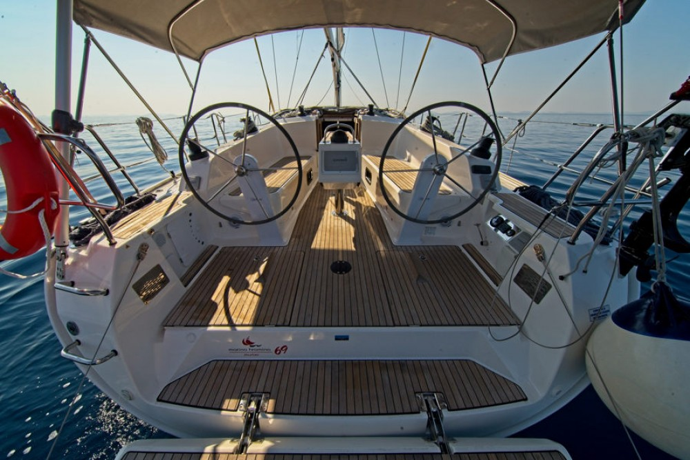 Boat rental Murter cheap Cruiser 41
