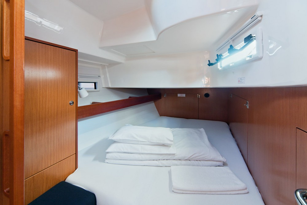 Bavaria Cruiser 45 between personal and professional Murter