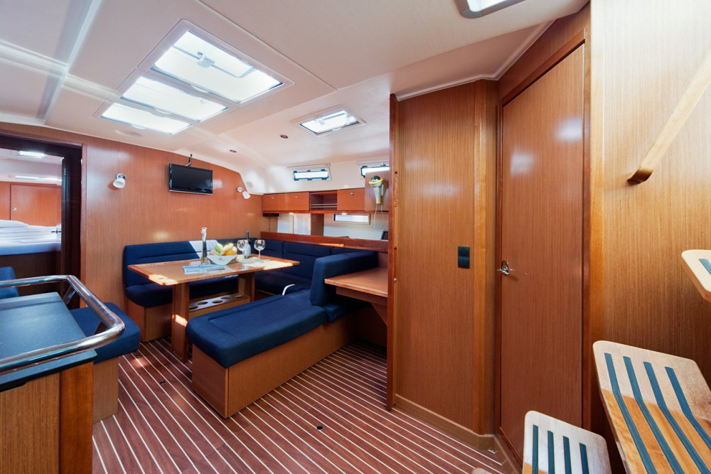 Bavaria Cruiser 45 between personal and professional Murter
