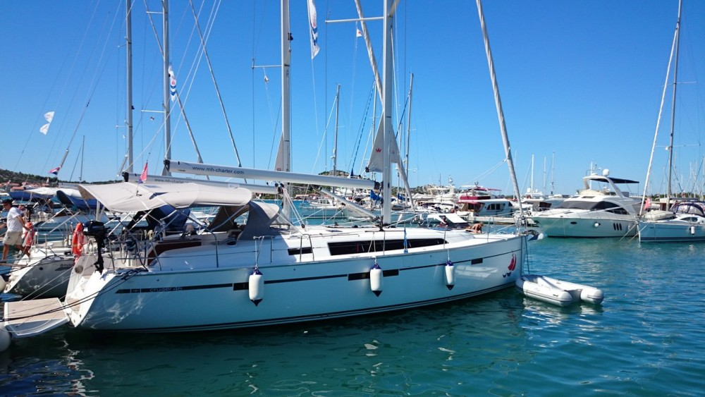 Rental Sailboat in Murter - Bavaria Cruiser 46