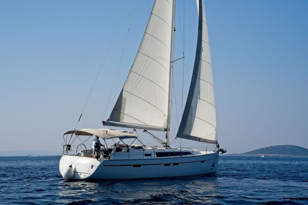 Rental yacht Murter - Bavaria Cruiser 46 on SamBoat