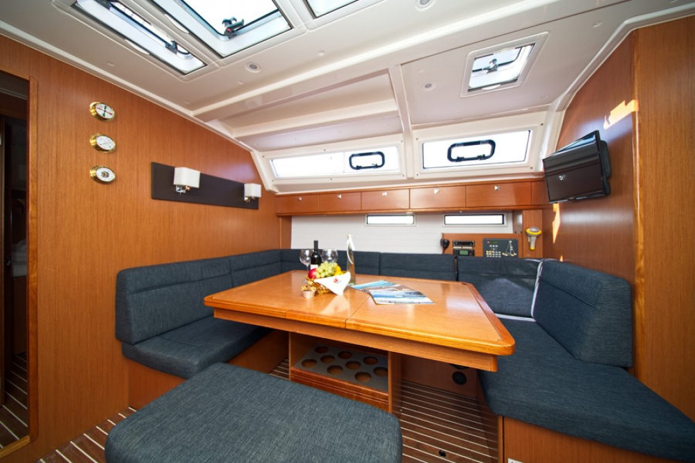 Bavaria Cruiser 46 between personal and professional Murter